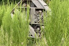 Pollinator Habitat Bee Hotel